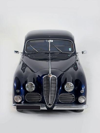 1949 DELAHAYE 148 L COUPÉ CARROSSERIE LETOURNEUR & MARCHAND Restauration de grande...