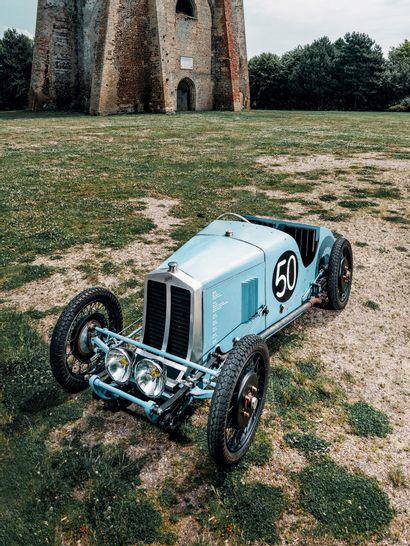 1929 ANTONY « BERGAMOTTE »