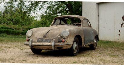 1962 PORSCHE 356 B SUPER 90