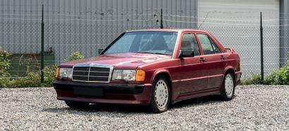 1991 MERCEDES 190 E 2.5-16