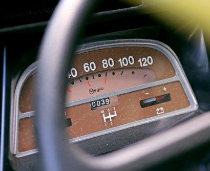 1982 CITROËN 2 CV CHARLESTON 39 KM AU COMPTEUR Histoire incroyable Configuration...