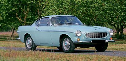 1966 VOLVO P 1800 S