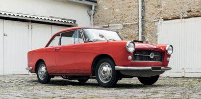1958 FIAT 1200 PININ FARINA