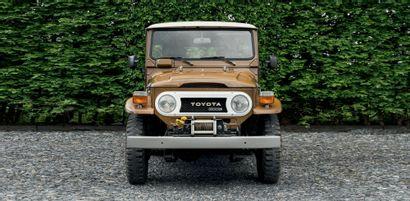 1979 TOYOTA LAND CRUISER BJ40