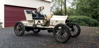 1906 SIZAIRE & NAUDIN SPORT TYPE F