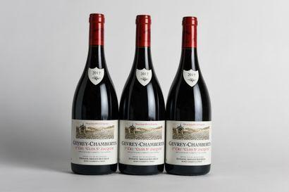3 B GEVREY-CHAMBERTIN CLOS ST-JACQUES (1er...