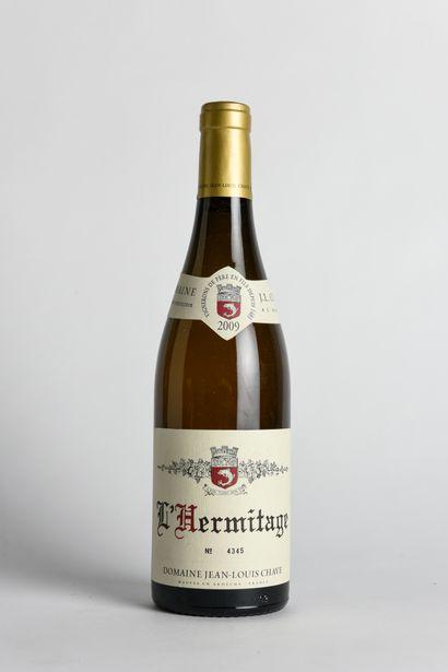 1 B L'HERMITAGE Blanc - 2009 - Jean-Louis...
