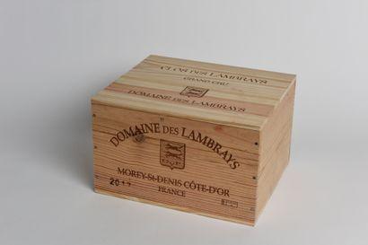 6 B CLOS DES LAMBRAYS (Grand Cru) (Caisse...