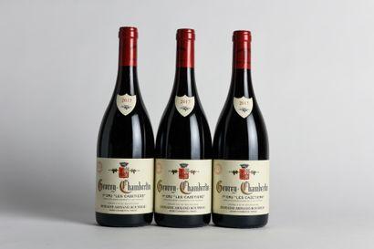 3 B GEVREY-CHAMBERTIN LES CAZETIERS (1er...