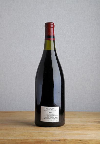 1 Mag LA TACHE (Grand Cru) (3,2 cm; e.l.s; n° 00378) - 1996 - Domaine de la Romanée...