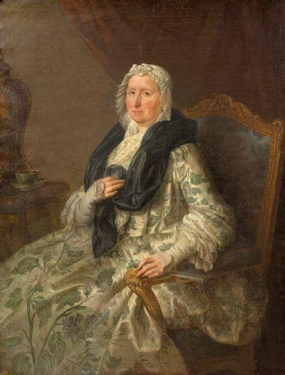 ATTRIBUÉ À DONATIEN NONNOTTE BESANÇON, 1708 - 1785, LYON
