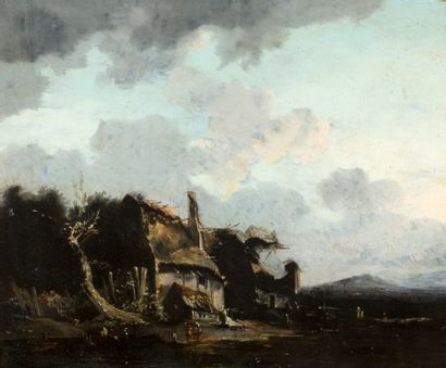 GIUSEPPE BERNARDINO BISON<br/>PALMANOVA, 1762 - 1844, MILAN