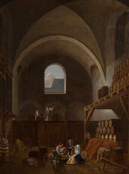 PHILIPPE-JACQUES VAN BREE<br/>ANVERS, 1786 - BRUXELLES, 1871, BRUXELLES