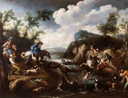 JOHANN MELCHIOR ROOS<br/>HEIDELBERG, 1663 - 1731, BRUNSWICK