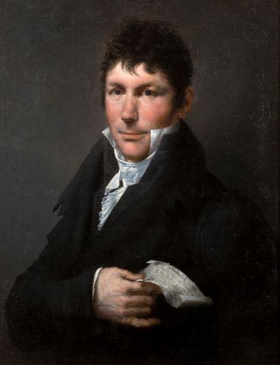 PHILIPPE-AUGUSTE HENNEQUIN<br/>LYON, 1762 - 1833, LEUZE-EN-HAINAUT