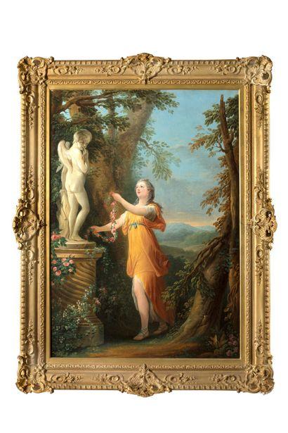 CARLE VANLOO<br/>NICE, 1705 - 1765, PARIS