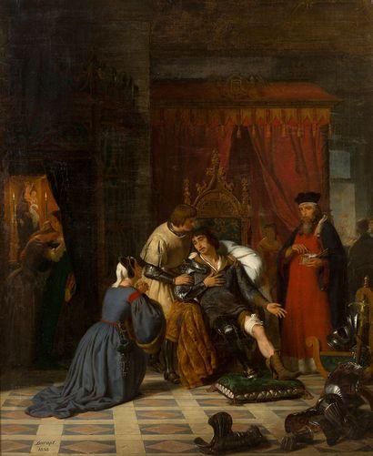 BARTHÉLÉMY JEAN DURUPT, DIT CHARLES DURUPT<br/>PARIS, 1803 - 1838