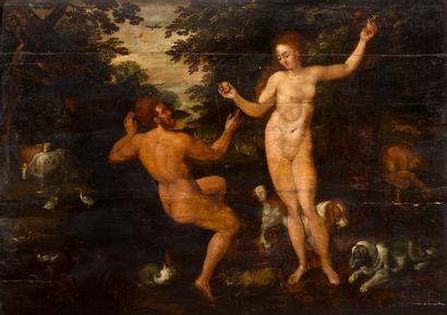 ATTRIBUÉ À CORNELIS VAN POELENBURGH<br/>UTRECHT, 1586 - 1667