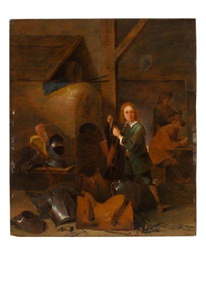 ATELIER DE DAVID TÉNIERS LE JEUNE<br/>BRUXELLES, 1610/1690
