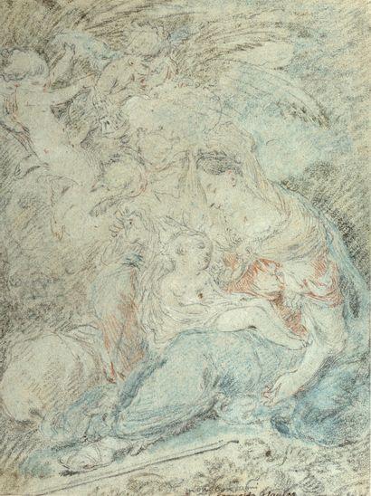 FRANÇOIS VANLOO AIX-EN-PROVENCE, 1708 - 1732, TURIN