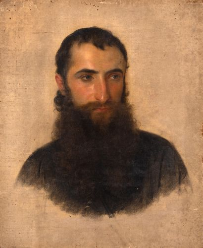 ÉCOLE AMBULANTE RUSSE, VERS 1880