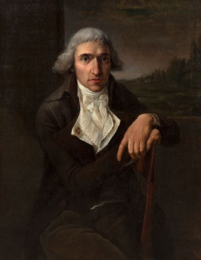 ATTRIBUÉ À MARTIN DROLLING<br/>OBERHERGHEIM, 1752 - 1817, PARIS