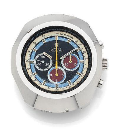 OMEGA Seamaster dit «Anakin Skywalker» Réf. 145.023 Montre bracelet en acier avec...