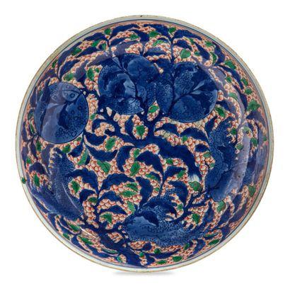 CHINE XVIIIe siècle