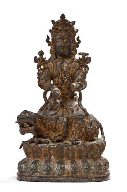 Chine période Ming, XVIe siècle