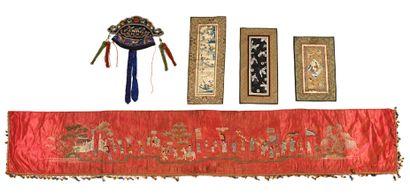 CHINE fin XIXe - début XXe siècle