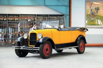 1927 Citroën B14 Torpédo
