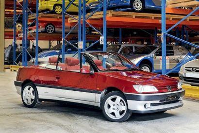 1993 Peugeot 306 Lipstick