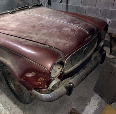 1959 Peugeot 403 Cabriolet Même propriétaire depuis 1979 Sortie de grange Ligne Pininfarina...