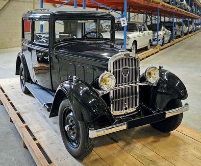1933 Peugeot 201 BL Berline