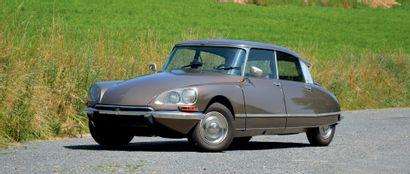 1975 Citroën DS 23 ie Pallas