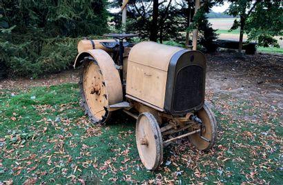 1919 Tracteur André Citroën