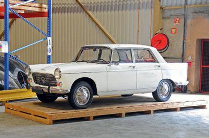 1967 Peugeot 404 Berline