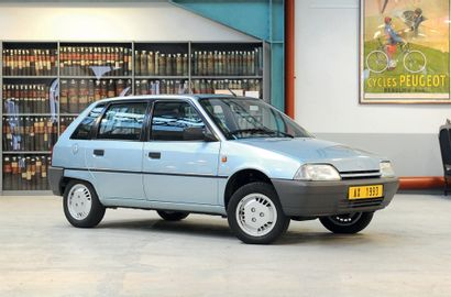 1993 Citroën AX 11 TZX Berline