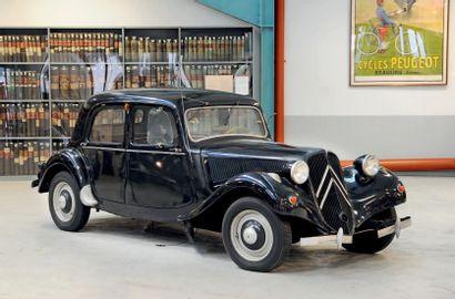 1950 Citroën Traction 11 BL