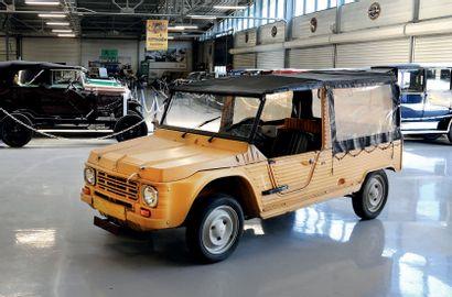 1979 Citroën Méhari