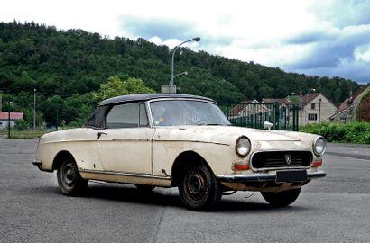 1967 Peugeot 404 Cabriolet