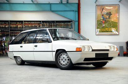 1986 Citroën BX 16 RS