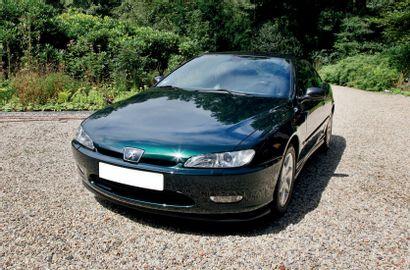 2002 Peugeot 406 coupé V6 Pack