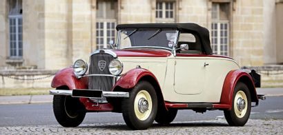 1933 Peugeot 301 C Roadster