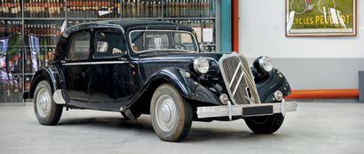 1952 Citroën Traction Avant 15-Six