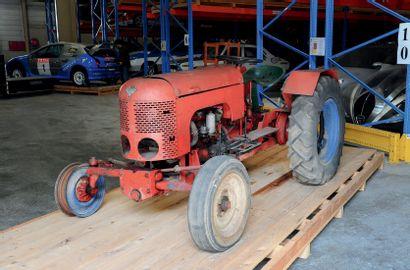 Circa 1954 Tracteur Babiole Multi Baby