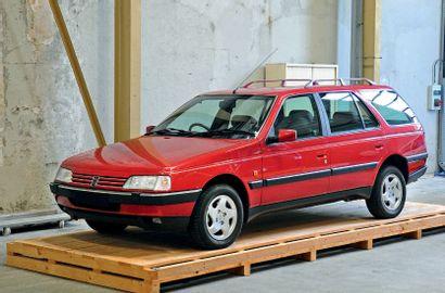 1995 Peugeot 405 GTX Break