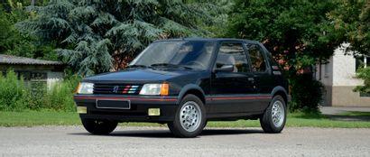 1985 Peugeot 205 GTI Kit PTS