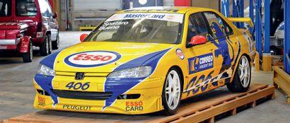 1998 Peugeot 406 Supertourisme