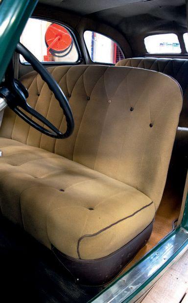 1937 Peugeot 402 Limousine Le luxe français d'avant guerre Très bel état Configuration...